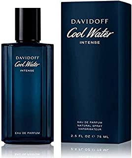 DAVIDOFF COOL WATER INTENSE EAU DE PARFUM SPRAY 2.5 OZ / 75 ML