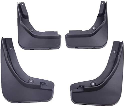 4pcs guardabarros de guardabarros de coche, guardabarros delanteros traseros accesorios exteriores del coche, para MITSUBISHI Galant