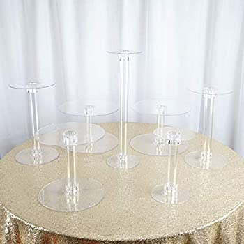 Best clear cake stand Reviews
