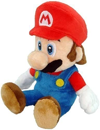 Global Holdings Super Mario Wii Plush Mario by Global Holdings