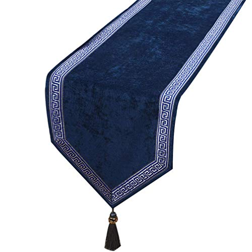 AMON LL moderne katoenen lijn jacquard tafelloper, effen kleur tafelkleden voor bruiloft partij tafellijn 11 kleuren voor selectie