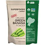 Organic Green Banana Powder