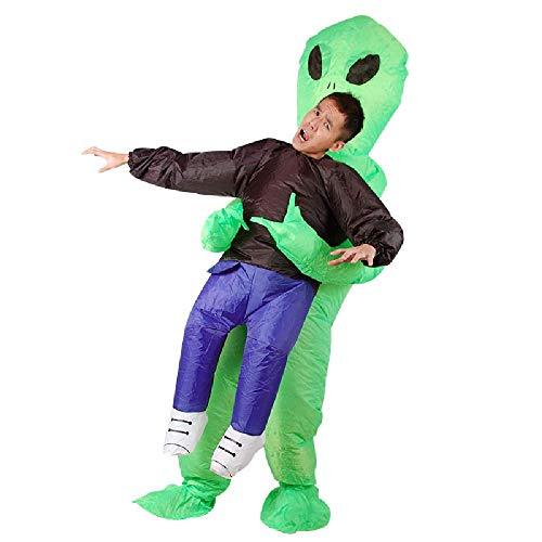 Coogg Halloween-Kostüm für Kinder, aufblasbare Giraffe, Kostüme für Jungen und Kinder