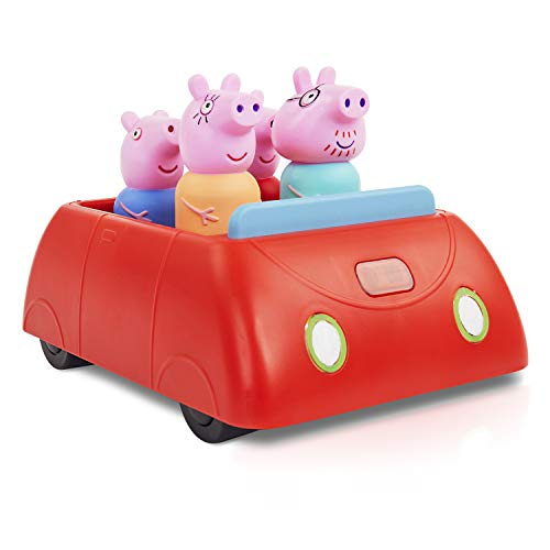WOW! STUFF Clever Car Peppa Pig Collection