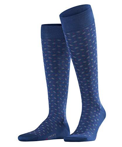 FALKE Herren Sensitive Jabot M KH Socken, Blau (Royal Blue 6000), 41-42 (UK 7-8 Ι US 8-9)