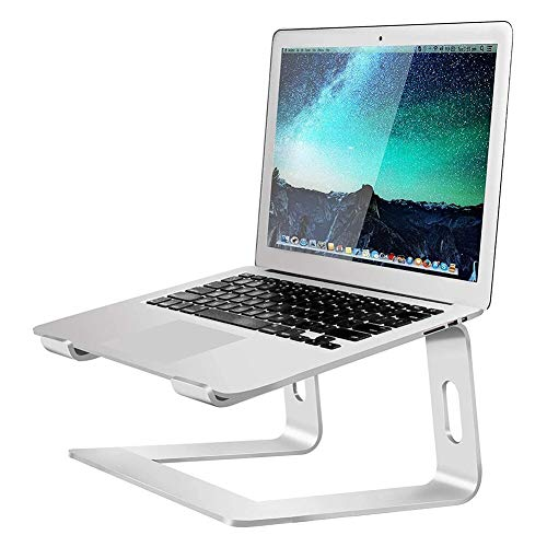 GOHHK Portable Laptop Stand Aluminum Alloy Notebook Support Computer Cooling Bracket Riser Laptop Holder compatible for Macbook Air Pro