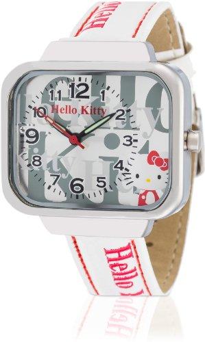 Hello Kitty Mädchen-Armbanduhr Analog Quarz HK1832-661