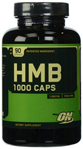 OPTIMUM NUTRITION HMB 1000 mg 90 Caps, 500 g