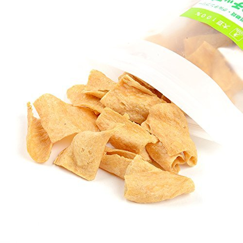 低糖質 グルテンフリー 大豆チップス 90g (1個)【ヘルシー 高たんぱく 糖質制限 国産大豆100% 大豆ミート】