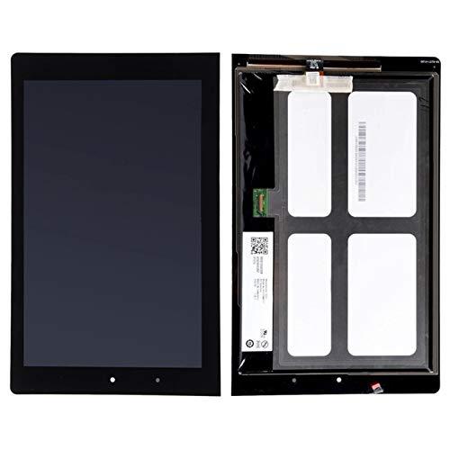 Ersatzbildschirm für Lenovo Yoga 10 B8080, 25,7 cm (10,1 Zoll), LCD-Display, Touchscreen, Montagezubehör, Reparaturset, Ersatzbildschirm
