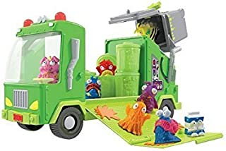 The Trash Pack Trashies Glow in the Dark Garbage Truck