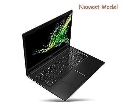 Acer Aspire 1 A115-31 Slim Laptop Intel Processor N4000 4GB DDR4 64GB eMMC 15.6in HD LED Windows 10 in S Mode HDMI Webcam (Renewed)