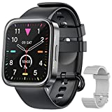 Smart Watches for Men Women IP68 Waterproof Fitness Tracker with Heart Rate Monitoring & Blood...