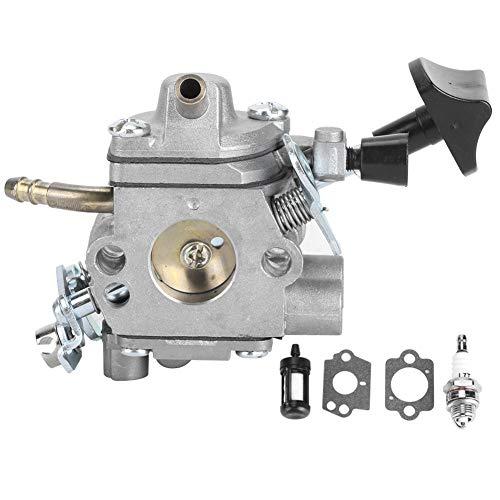 Carburador para cortacésped, cortacésped eléctrico Craftsman, piezas para cortacésped, bujía, junta de...