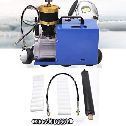 knowledgi Luftfilter Kompressor Öl-Wasser-Abscheider Hochdruck 40Mpa 300bar Pumpensatz