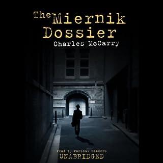 The Miernik Dossier audiobook cover art