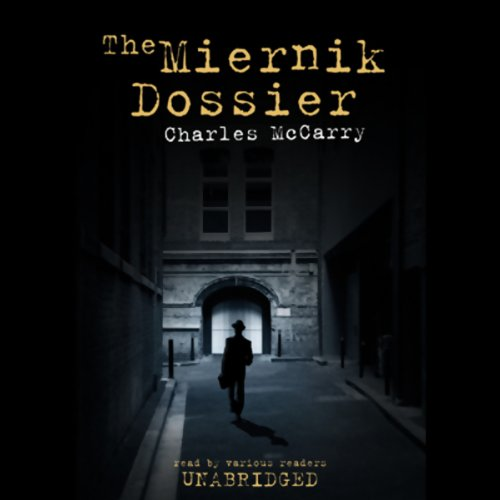 The Miernik Dossier audiobook cover art