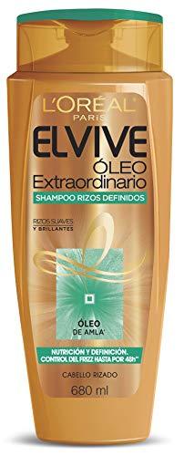 Shampoo Cabello Rizo marca L'Oréal Paris