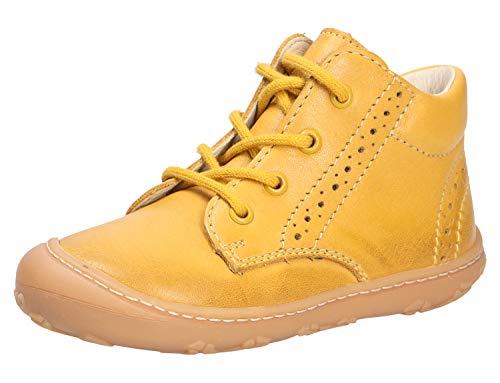 RICOSTA Unisex - Kinder Lauflern Schuhe Kelly von Pepino, Weite: Mittel (WMS), leicht Kids junior Kleinkinder Kinder-Schuhe,Sonne,19 EU / 3 Child UK