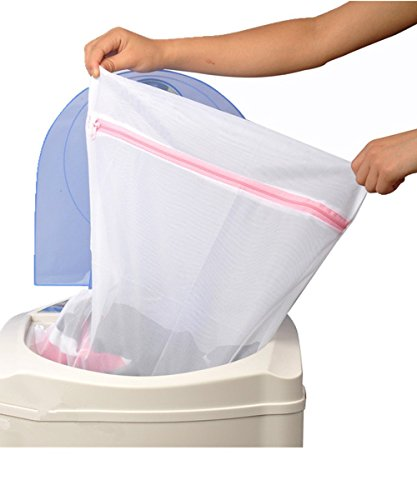 Royals Protective Washing Bag Laundry Bag Mesh Fiber Clothing...