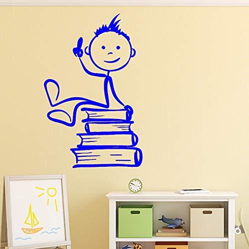 yaoxingfu Cartoon Bambini Wall Art Decal Wall Art Sticker Murales Accessori Decorazione della casa per Soggiorno Vinile Impermeabile da Parete D WW-3 69x110cm