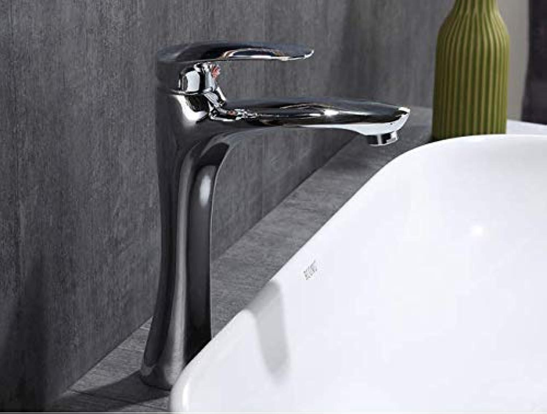 Einlochmontage Bad Becken Wasserhahn Schwenkauslauf Vanity Sink Mixe Tap
