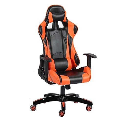 N/Z Living Equipment Home Hochlehner PU Leder Drehspielstuhl Racing Office Chair