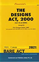 Commercial's The Designs ACT, 2000 - 2021/edition