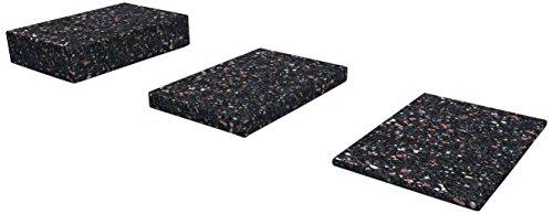 Terracon 6514 - Terracon isopat 20 x 60 x 90 mm para suelos de terraza de 12 piezas por paquete