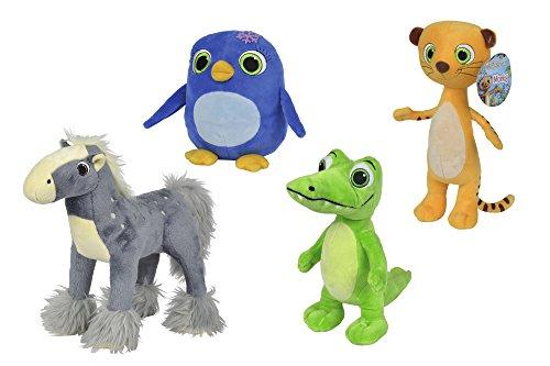 Dickie Toys 109358492 Wissper Plüschfiguren in zufälliger Auswahl