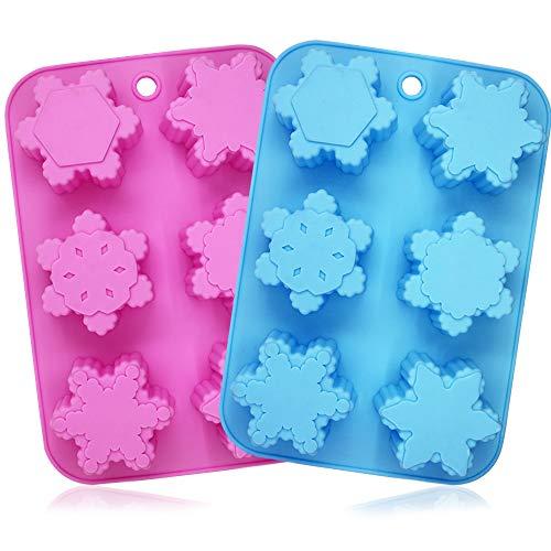 Consejos para Comprar Copos de nieve de silicon que Puedes Comprar On-line. 13