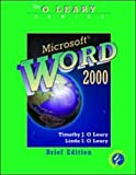 O'Leary Series: Microsoft Word 2000 Brief Edition