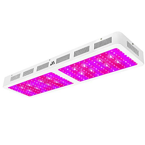 Dimgogo 2400w LED Grow Light Full Spectrum for Indoor Plants Veg and Flower (10w LEDs)