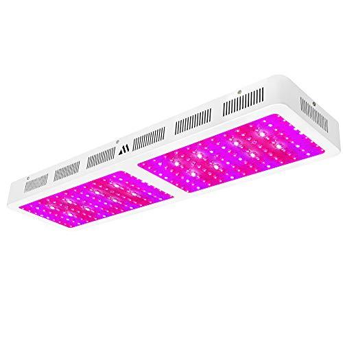 Dimgogo 2400w LED Grow Light Full Spectrum for Indoor Plants Veg and Flower (10w LEDs)