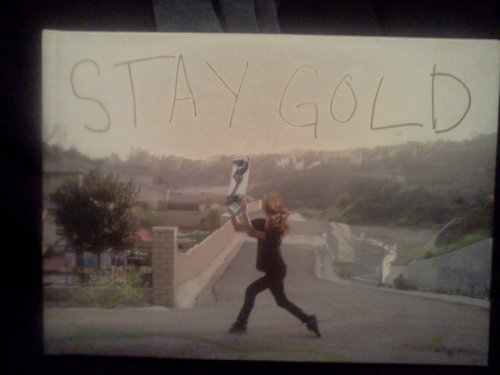 Stay Gold – The Emerica Video: Deluxe Edition Book with DVD