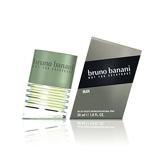 Bruno Banani Bruno banani man - eau de toilette natural spray - herb-aromatisches herren parfüm - 1 er pack 1 x 30ml