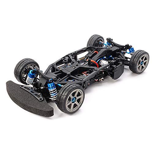 Tamiya 58636 58636-1:10 RC TA07 Pro Kit Voiture télécommandée Véhicule Modélisme Kit Hobby Assemblage Châssis Noir