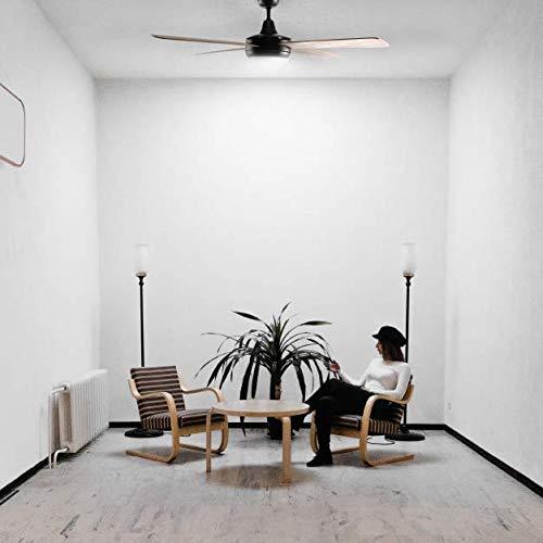 Universale   Ventilatore da pavimento Madera 106 cm