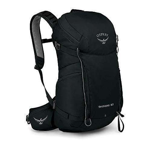 Osprey Skarab 30 Men Hiking Pack: Black