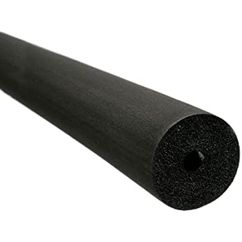 Sourcingmap Manguera de espuma de 2//8 x 3//8 para aire acondicionado de aislamiento t/érmico tuber/ía negra de 6 pies de longitud