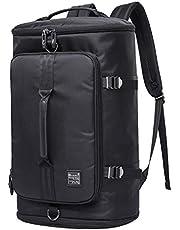 [ユニビズ] ビジネスリュック メンズ ビジネスバッグ 大容量 3way スポーツバッグ リュック 黒 通勤 通學 防災 出張