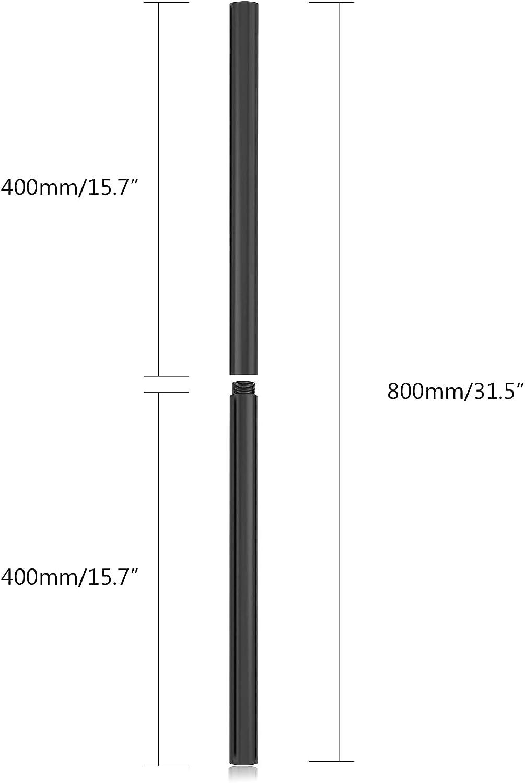 Suptek 800 mm/31.5 Iinch Extender Mounting Pole Heavy Duty Accessory for Suptek Monitor Mount (MD680)