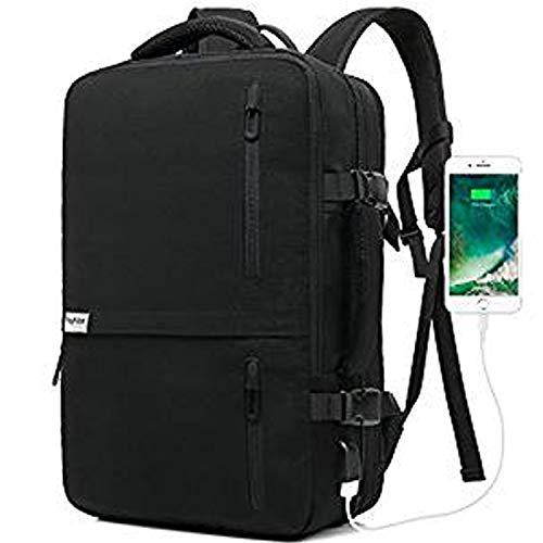 Lifeasy Laptop Rucksack Roll Top Sportrucksack Wasserdicht Reisetasche Diebstahlschutz...