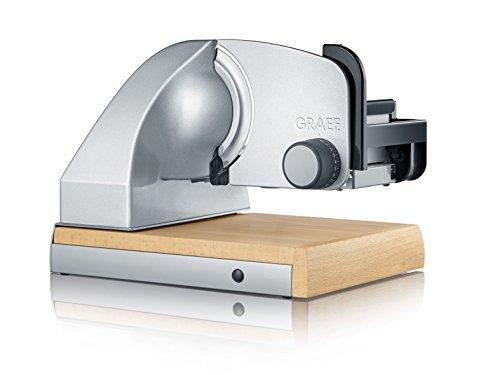 Graef S85010, silber Allesschneider Sliced Kitchen SKS 850, Edelstahl
