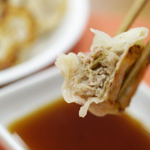 【安平町 チーズの夢民舎】夢民豚餃子(12個入り)