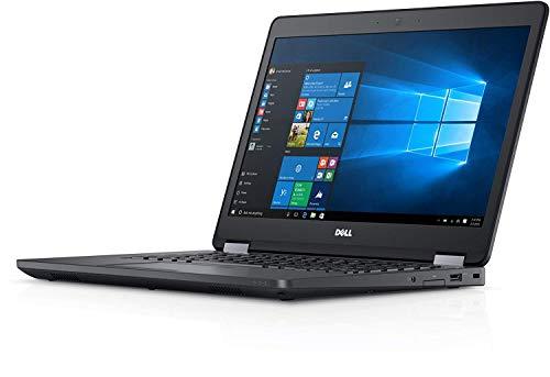 Dell Latitude E5470 Notebook I5 6300U 8 GB RAM 128 GB SSD M.2 Touch Full HD 1920 x 1080 (reacondicionado certificado)