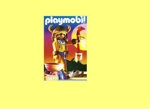 Playmobil Viking warrior witch doctor 3877 (japan import)