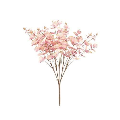 smileyshy Künstlicher Eukalyptus Verlässt Betriebshauptgefälschte Blumen-Simulation Verlässt Hauptdekor