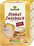 Alnatura Bio Dinkel-Zwieback, 200g -