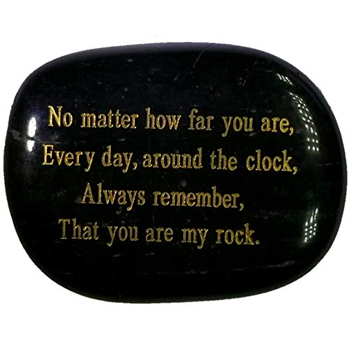 engraved rock